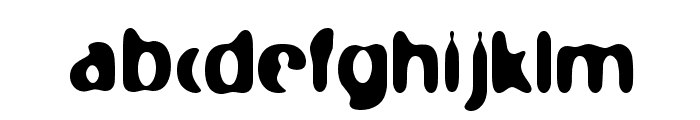 Moony Cat Font LOWERCASE