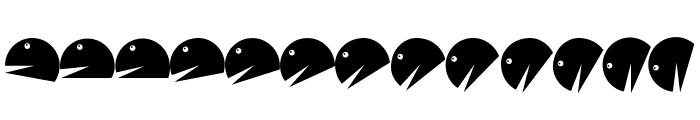 Morphes Font UPPERCASE