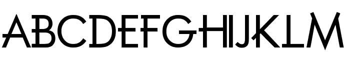 Mortal Engines Font LOWERCASE