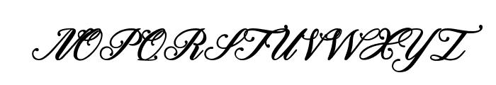 Motherland Font UPPERCASE