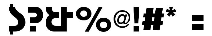 Mottek Normal Font OTHER CHARS