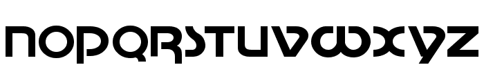 Mottek Normal Font UPPERCASE