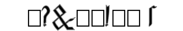 MottisfontNo3 Font OTHER CHARS