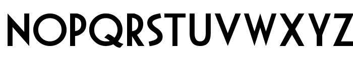 Mouse Deco Font LOWERCASE