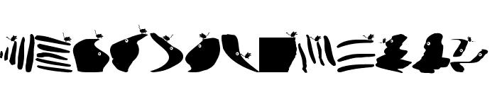 MouseTraps Font UPPERCASE