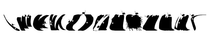 MouseTraps Font LOWERCASE