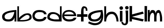 Mouseyer Font LOWERCASE