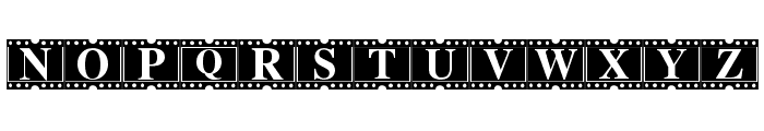 Movie Times Font LOWERCASE