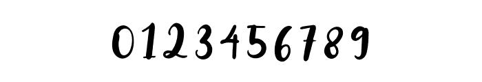 Mozzarella Standard Font OTHER CHARS