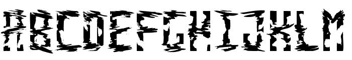 monolyth-Monospaced Font UPPERCASE