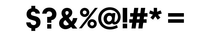 MobilGraphics-Regular Font OTHER CHARS