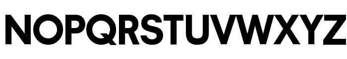 MobilGraphics-Regular Font UPPERCASE