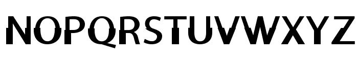 MooreheadBold Font UPPERCASE