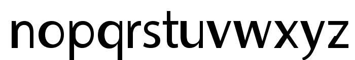 Moorehead Font LOWERCASE