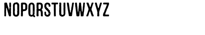 Mocha Mattari Regular Font UPPERCASE