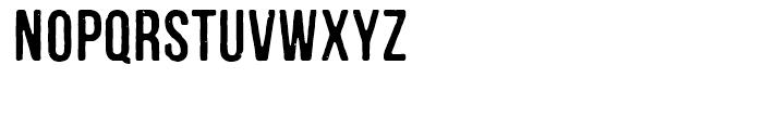 Mocha Mattari Regular Font LOWERCASE
