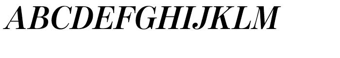 Moderno FB Bold Italic Font UPPERCASE