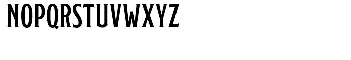 Modesto Condensed Light Font UPPERCASE