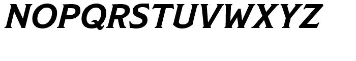 Modesto Text Bold Italic Font UPPERCASE