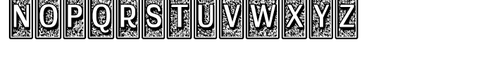 Moja Regular Font UPPERCASE