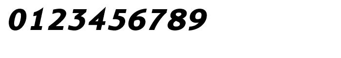 Monem Extra Bold Italic Font OTHER CHARS