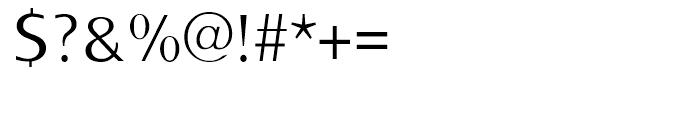Monem Extra Light Font OTHER CHARS