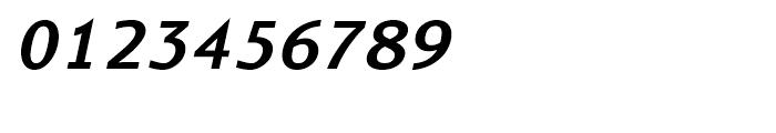 Monem Medium Italic Font OTHER CHARS