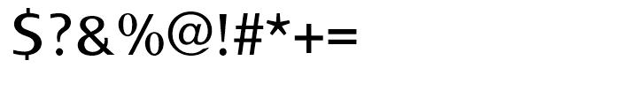 Monem Roman Font OTHER CHARS