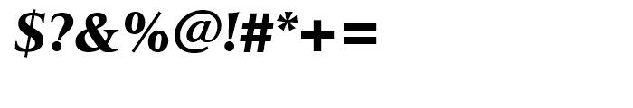 Monkton Bold Italic Font OTHER CHARS