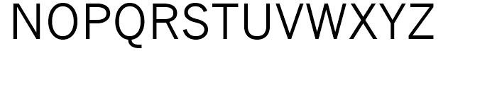 Monotype News Gothic WGL Regular Font UPPERCASE
