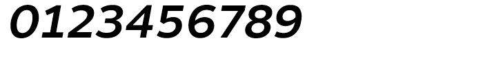Motiva Sans Medium Italic Font OTHER CHARS