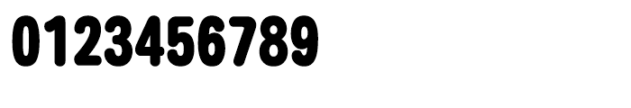 Motoya Maru W8 Font OTHER CHARS