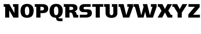 Motter Factum Bold Font UPPERCASE