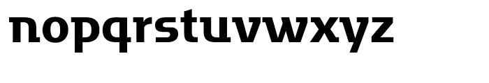 Motter Factum Medium Font LOWERCASE