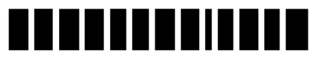 Moja C Font UPPERCASE