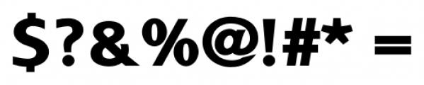 Monem ExtraBold Font OTHER CHARS