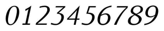Monem ExtraLightItalic Font OTHER CHARS