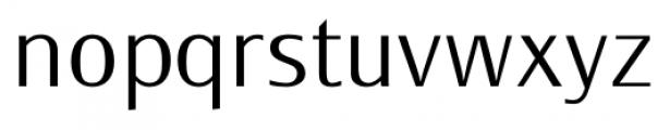 Monem ExtraLight Font LOWERCASE