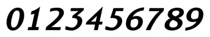Monem MediumItalic Font OTHER CHARS