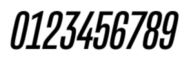 Mongoose Italic Font OTHER CHARS