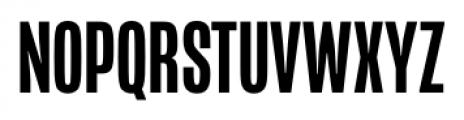 Mongoose Medium Font UPPERCASE