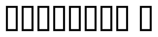 Monthly Newsletter JNL Regular Font OTHER CHARS