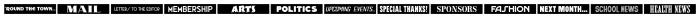 Monthly Newsletter JNL Regular Font LOWERCASE