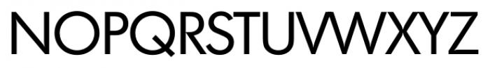 Montreal Serial Regular Font UPPERCASE