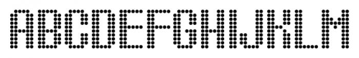 Moving Headlines JNL Regular Font UPPERCASE