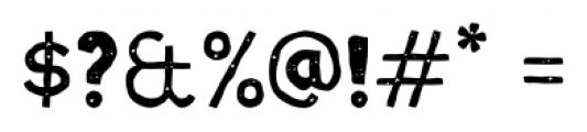 Movskate Hardgrip Font OTHER CHARS