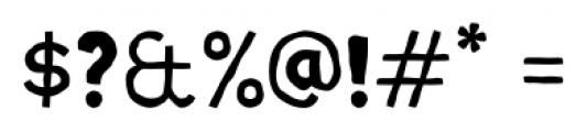 Movskate Skate Font OTHER CHARS