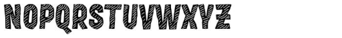 MOVSKATE Deck Font UPPERCASE