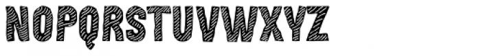 MOVSKATE Deck Font LOWERCASE