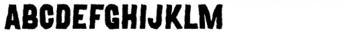MOVSKATE Grip Font UPPERCASE